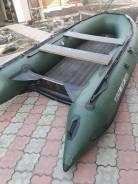 ПВХ лодка Солар 380 Максима