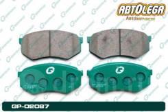 Колодки передние G-brake Toyota MARK II / Chaser / Cresta GX81 88-92