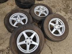Комплект колёса 215/70R16 Michelin 5.114.3R16