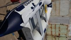 Продам лодку пвх BARG 290 как новая ц20000 р