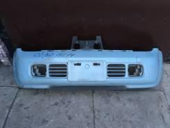 Бампер Nissan Cube передний