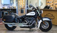 Harley-Davidson Heritage Softail Classic FLSTC, 2019