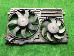 Диффузор радиатора охлаждения Golf 5 [1K0 121 205 AD]