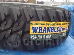 Goodyear Wrangler MT/R, 265/70 R16 112Q