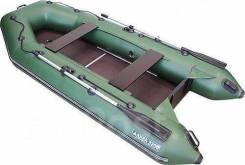 Лодка Аква 3200 СК в Краскино