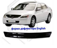 Дефлектор капота Honda Accord с 2002-08г English/Юг. восточ. Азия