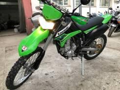 Kawasaki KLX 250, 2013