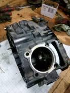 Блок двигателя на Yamaha Serow 225 (1KH)