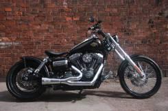 Harley-Davidson Dyna Wide Glide, 2013