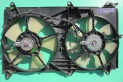 Вентилятор охлаждения радиатора Toyota Noah/Voxy, AZR60/AZR65,1Azfse
