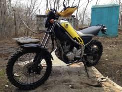 Yamaha XG250 Tricker, 2004