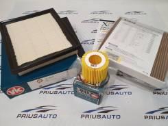 Комплект фильтров VIC на Prius 30,35,40, Auris, CT200H, Mebius