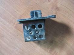 Резистор вентилятора Peugeot 206 1998-2012 [1267000]