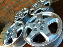 Оригинальный комплект литья R15 «Mazda», 5/114,3
