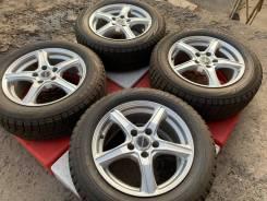 Диски Bridgestone Balminum R16! Беспл. до ТК! #1423