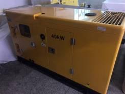 Продам дизельную электростанцию/генератор Ricardo R55SATS - 40-44 кВт
