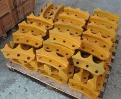 Ходовая для Bauer BG24 траки, катки, цепи, ленивцы