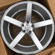 Новые диски R22 5/112 Vossen CV3