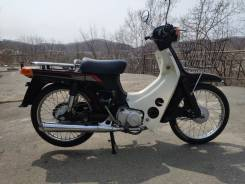 Suzuki Birdie, 1996