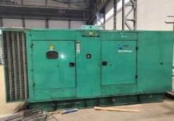Дизельный генератор Cummins C300D5 220 кВт