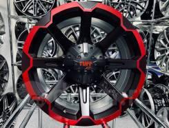 Новые диски R17 6/139,7 TUFF A. T.