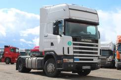Scania R124, 2002