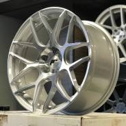 "Japan Racing JR18 19"" 5x112 Silver Machined"