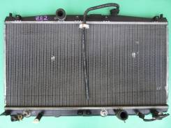 Радиатор охлаждения двигателя Honda Insight ZE2/ZE3, LDA/LDA3