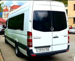 Mercedes-Benz Sprinter 515 CDI, 2013