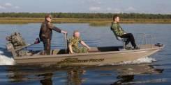 Купить катер (лодку) NorthSilver PRO 515 Gator (румпельный двигатель)