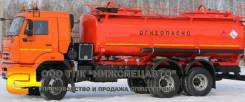 Автотопливозаправщик (Бензовоз, АТЗ) Камаз 65115 (17 КУБ. М)