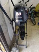 Продам лодочный мотор сузуки 20