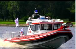 Прогулочный/патрульно-спасательный пожарный катер