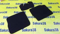 Коврики салона EVA для Nissan Note гибрид Е12 (2013+)