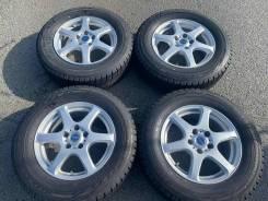 Литые диски на 16. 5/114.3 Bridgestone FEID. 4 шт (Т2024)