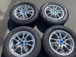 Литые диски на 16. 5/114.3 Bridgestone Eco Forme. 4nшт (Т2015)