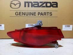 Фонарь противотуманный левый Mazda CX-7 рестайл