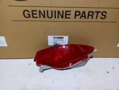 Фонарь противотуманный правый Mazda CX-7 рестайл