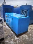 Дизельный генератор 50 кВт в шумозащитном кожухе