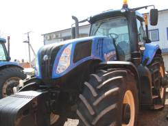 New Holland Genesis T8.410, 2017