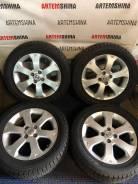 Литые диски Nissan R16 4/100