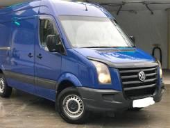 Volkswagen Crafter, 2008