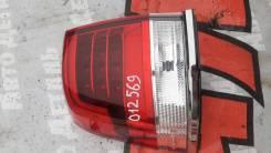 Фонарь задний левый Toyota LC200 Cruiser 200 2015