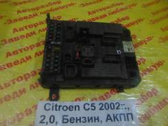 Блок предохранителей Citroen C5 Citroen C5 2002