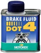 Тормозная жидкость Motorex Brake Fluid DOT 4 250 мл