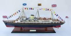 Модель Royal Yacht Britannia