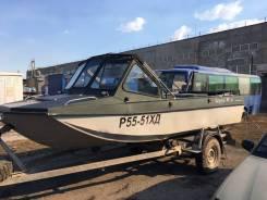Продам катер Борус-МJet 570