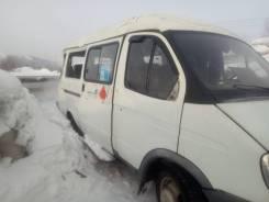 ГАЗ ГАЗель Микроавтобус, 2009