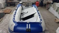 Продам надувную резиновую лодку Golfstream CD 365 (W)