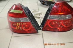 Задние Фонари Chevrolet Aveo Т250 с 2006-2010 г. в. Шевролет Авео Т250